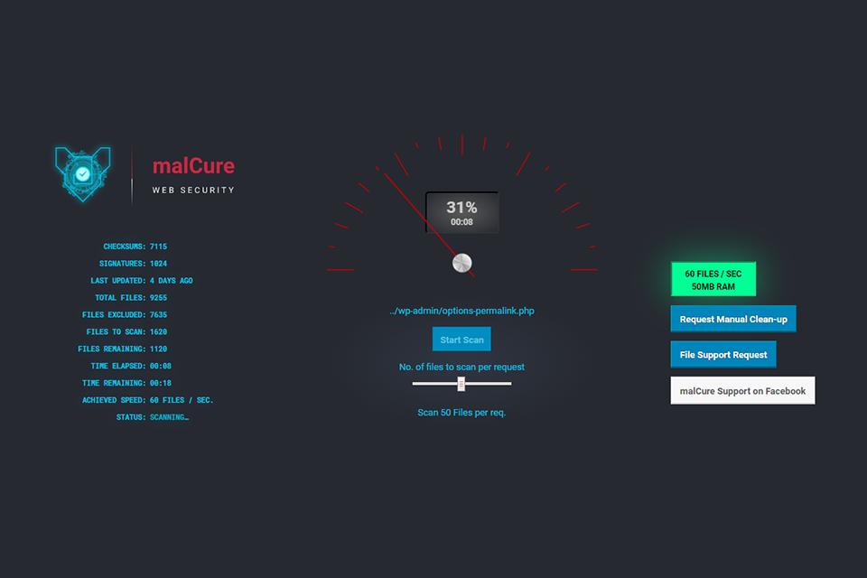best malware scanner for WordPress